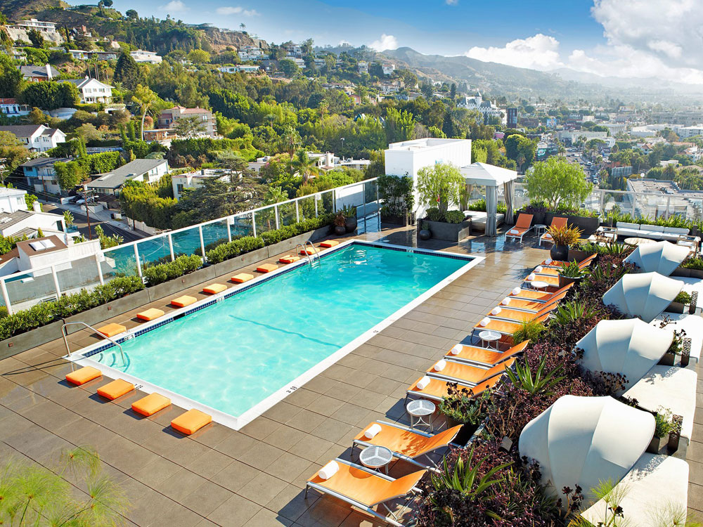 5 Luxurious Rooftop Pools for a Serene Summer Dip