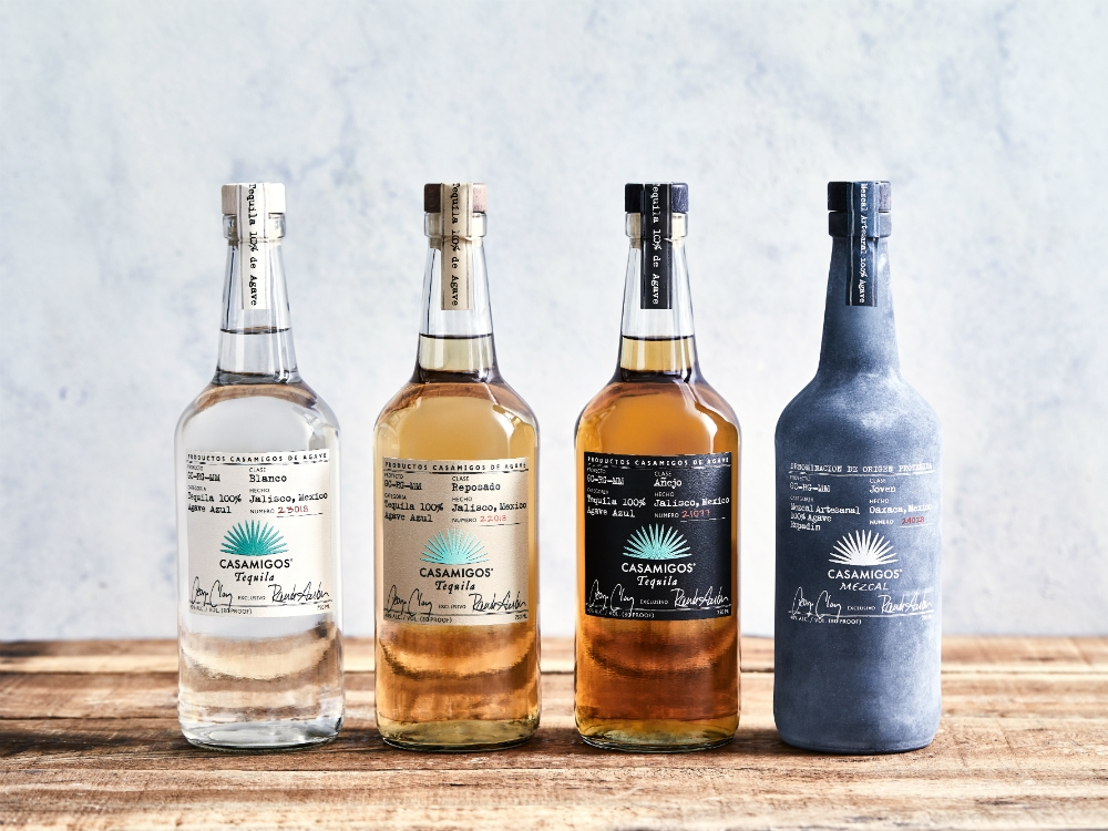 Williams Sonoma Has Partnered With Casamigos for a New Line of Cocktail Mixes