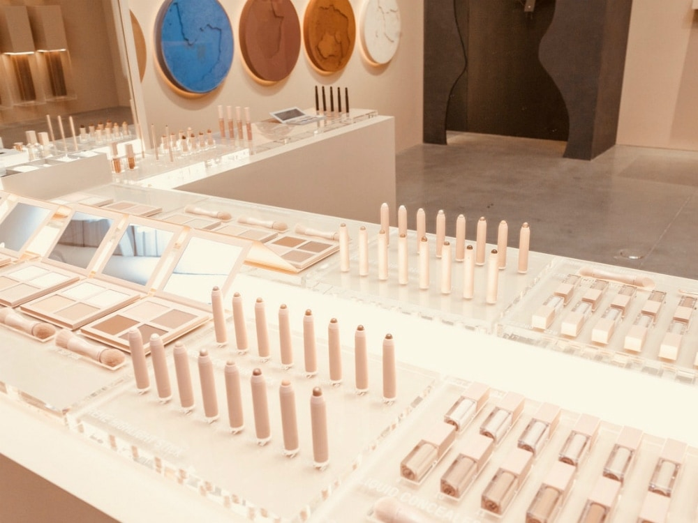 A Look Inside the KKW Beauty Pop-Up Everyone is Talking About
