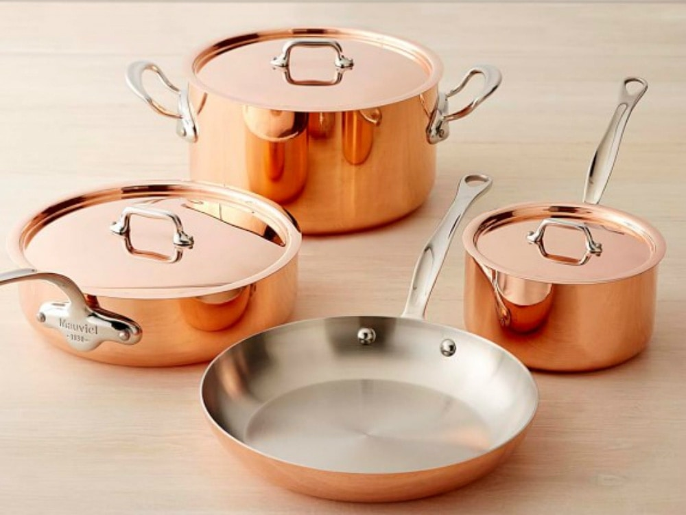 Mauviel_Copper_Cookware_Set