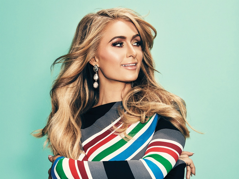 eb07393507f73 Paris Hilton Dishes on Her Latest Scent, New Music & What She's Currently  Obsessed With