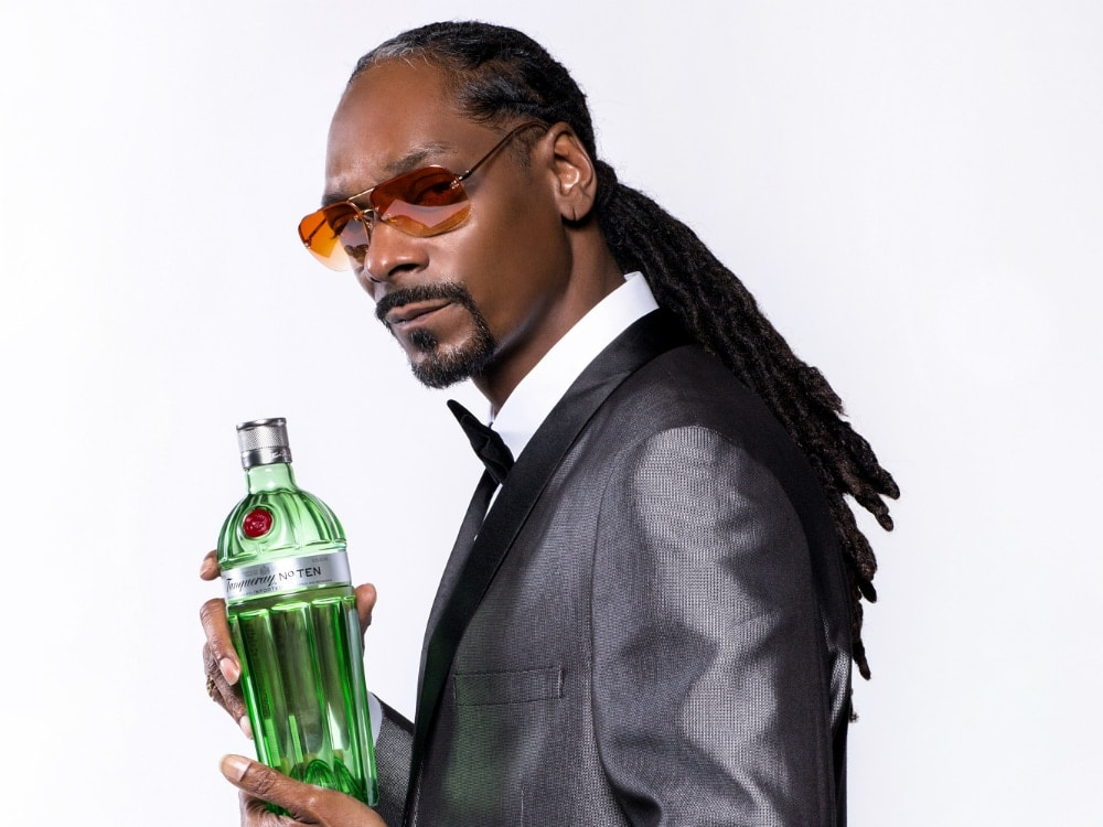 Snoop Dogg on His Favorite Gin & the Cocktails You Should Be Putting It In