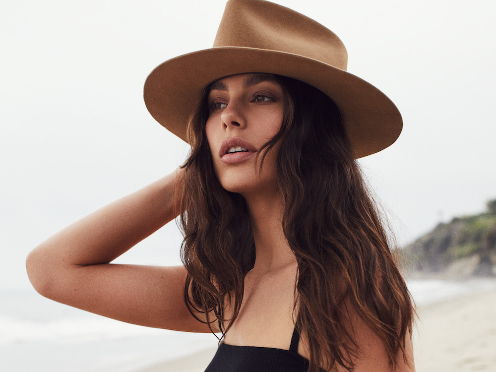 NAKEDCASHMERE Debuts Fall Capsule Collection With Camila Morrone