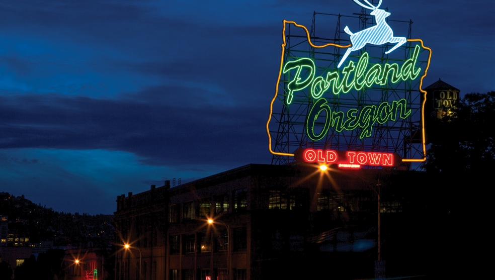 Why Portland Is the Perfect Weekend Getaway
