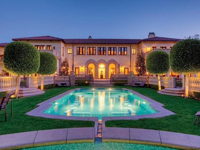 2 - 100 Years of Beverly Hills Mansions