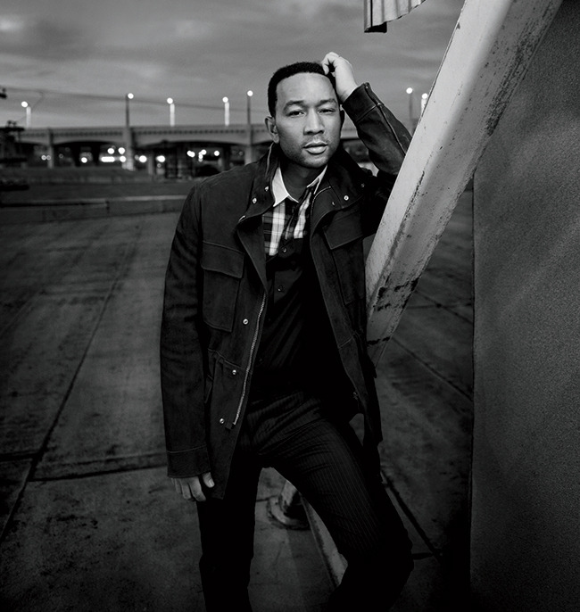 4 - Why John Legend Wrote 'All of Me' for Chri…