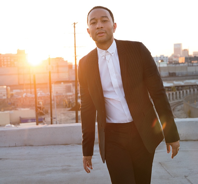 3 - Why John Legend Wrote 'All of Me' for Chri…