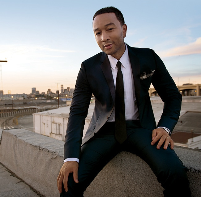 1 - Why John Legend Wrote 'All of Me' for Chri…