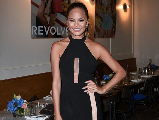 2 - Why Chrissy Teigen Says She's the 'Dorkies…